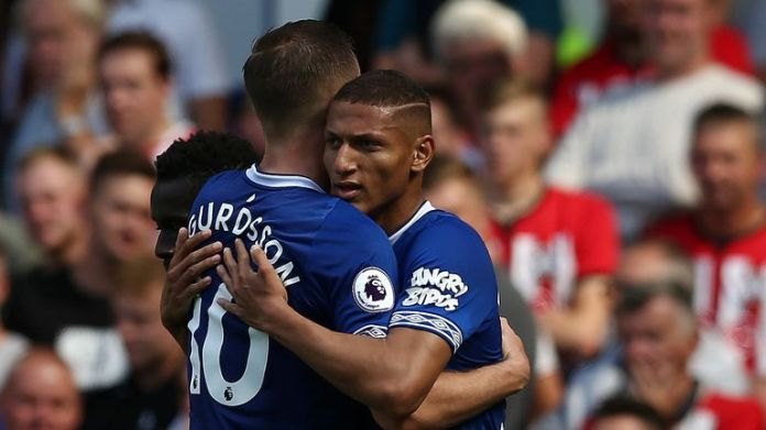 Gylfi Sigurdsson (£ 45m) and Richarlison (£ 40m) are Everon's most expensive players