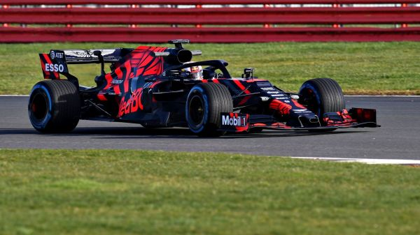 F1 in 2019: Max Verstappen debuts deceptive Red Bull RB15 ...