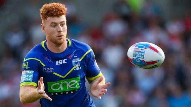Harvey Livett has joined Hull KR on loan from Warrington