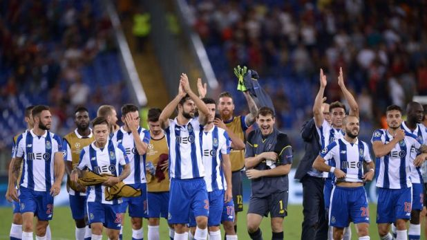 Porto won 3-0 on their last visit to Roma in the 2016/17 Champions League play-offs