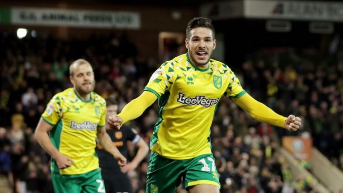 Norwich is close to promotion to the Premier League