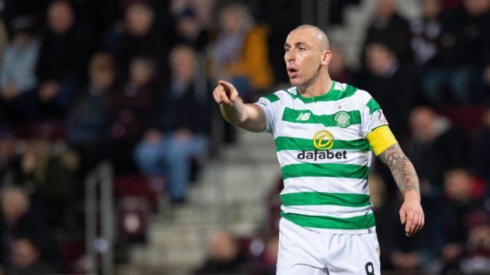 Der keltische Kapitän Scott Brown sagt, ein Spieler könnte angegriffen werden