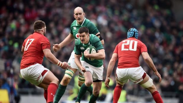 Ireland will travel to Cardiff to play Wales