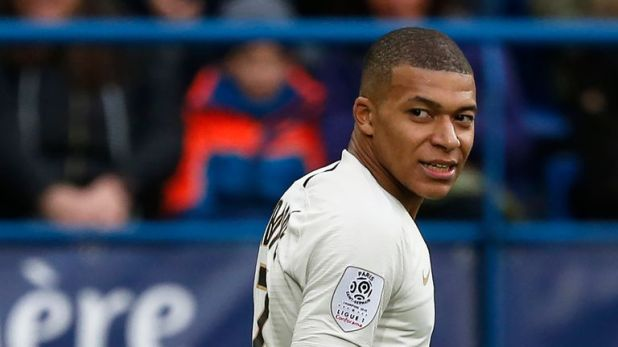 Magloire's record was quicker than Kylian Mbappe's widely-publicised top speed
