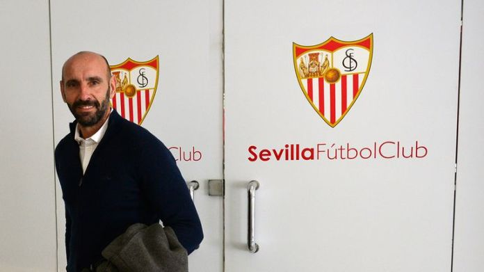 Monchi returned to Sevilla for a second stay in the club