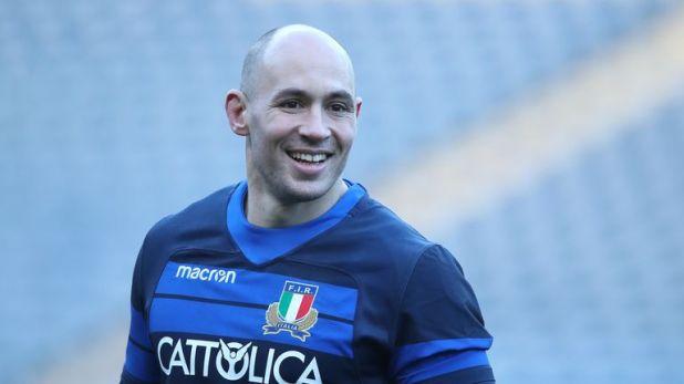 Sergio Parisse should return to action