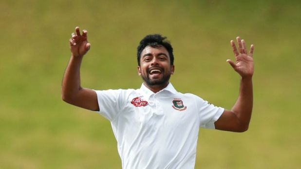 Abu Jayed has been named in Bangladesh's World Cup squad