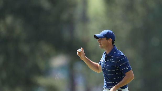 McIlroy did well to make the cut before making big strides up the leaderboard