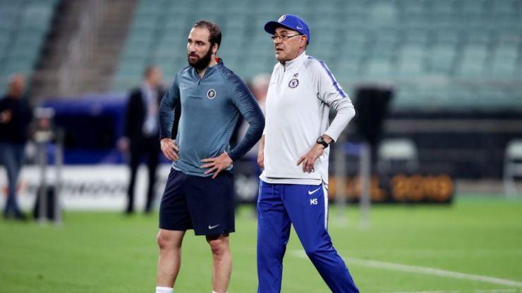 Image result for Chelsea 6 reasons why chelsea may lose to arsenal in tonights europa league final in baku 6 REASONS WHY CHELSEA MAY LOSE TO ARSENAL IN TONIGHTS EUROPA LEAGUE FINAL IN BAKU skysports chelsea gonzalo higuain 4680870