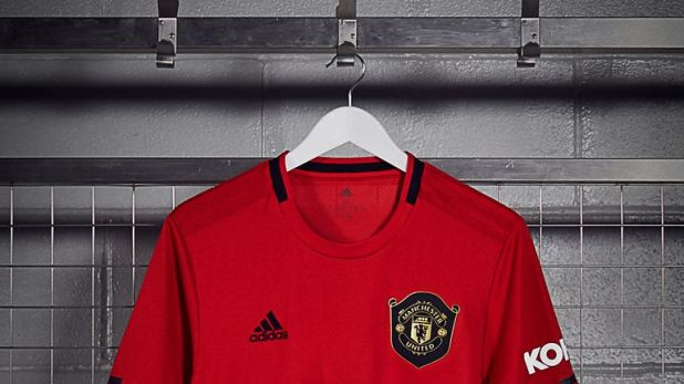 Manchester United's new home kit pays homage to the Treble-winners from the 1998/99 campaign
