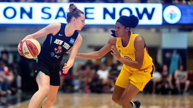 SPARKS LIBERTY WNBA