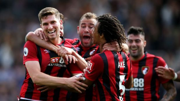 Everton have never beaten Bournemouth away from home in the Premier League
