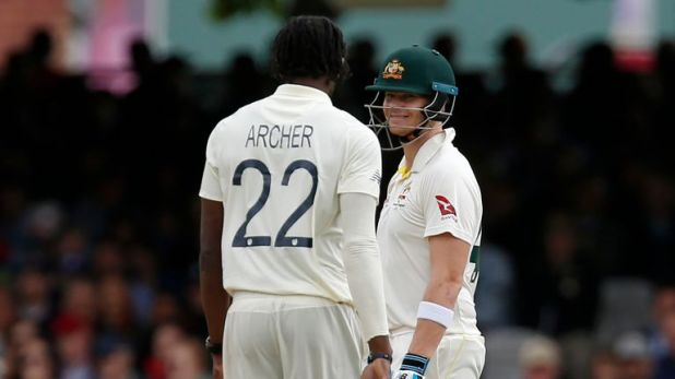 Archer and Smith were involved in an engrossing battle on Saturday