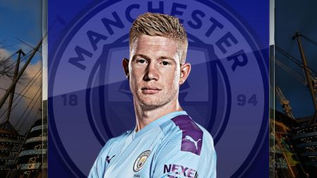 Kevin De Bruyne And The Half Space: Manchester City's Key Weapon | Football  News | Sky Sports