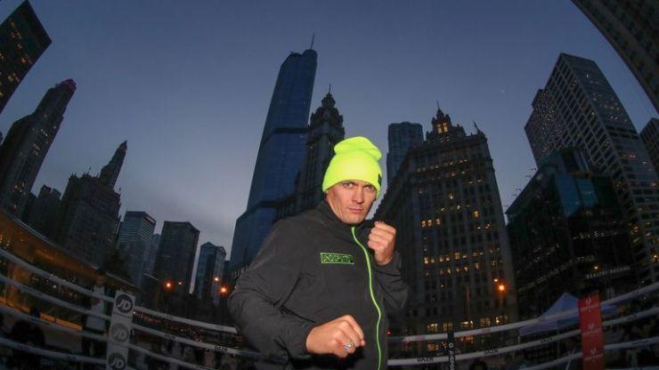 Usyk vs Witherspoon: el debut del peso pesado se avecina mientras Oleksandr Usyk observa la gloria | Noticias del boxeo 6