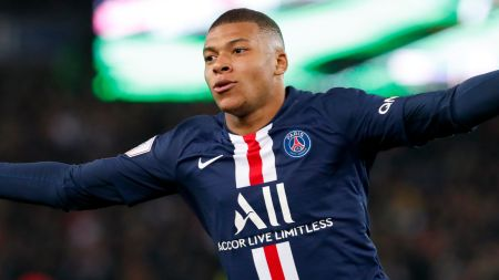 Kylian Mbappe: I Want To Win PSG First Champions League | Football News |  Sky Sports