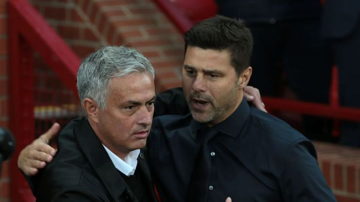 Pochettino había sido designado como reemplazo de Mourinho en diciembre pasado