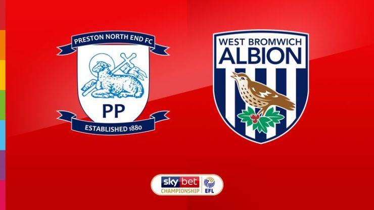 Previa del partido - Preston vs W Brom 2