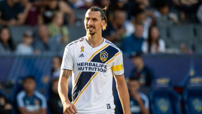Zlatan Ibrahimovic's time at LA Galaxy has come to an end