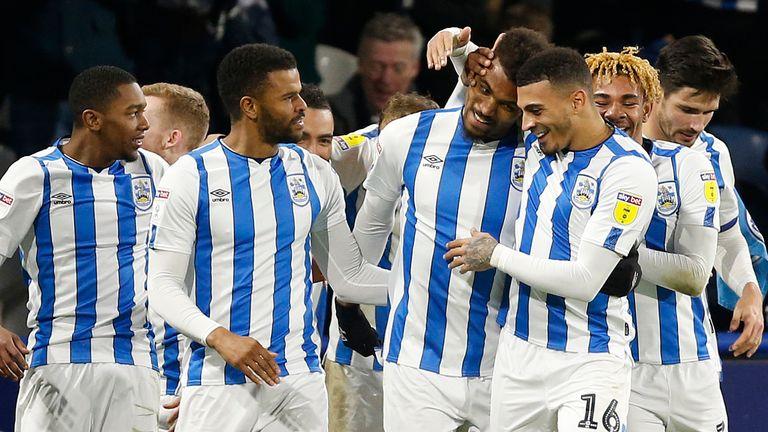 Huddersfield 2-1 Blackburn: Steve Mounie hits Terriers winner   Football  News   Sky Sports