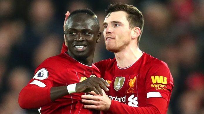 Sadio Mane strzelił 14 goli w Premier League dla Liverpoolu w tym sezonie