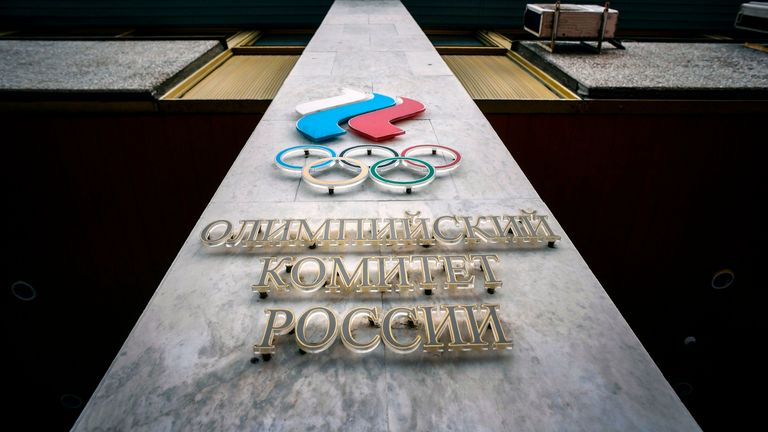 Russia submitted an official appeal in December 2019