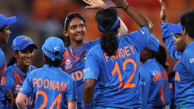 2020 T20 Women's World Cup-India Wins Against Sri Lanka