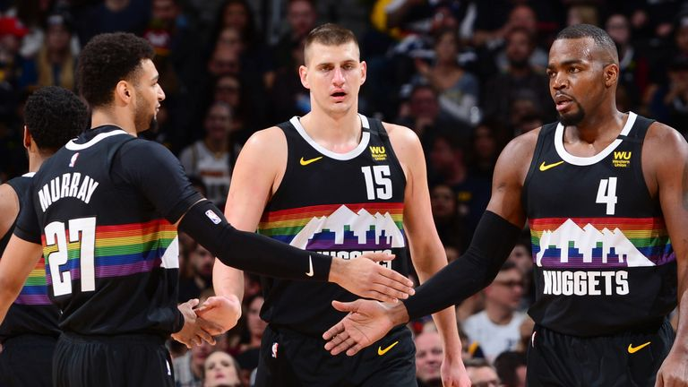 Ovie Soko says Denver Nuggets developing into genuine playoff threat | NBA News | Sky Sports