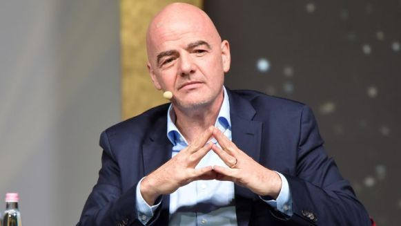 Gianni Infantino is in agreement with Arsene Wenger