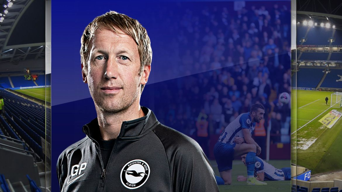 Graham Potter interview: Brighton boss on his development abroad and plans  for the Seagulls | Football News | Sky Sports