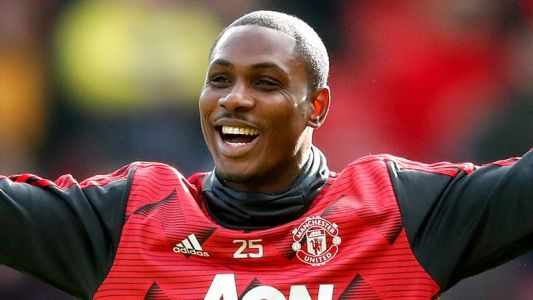 Odion Ighalo is set to stay at Old Trafford untilJanuary 31, 2021