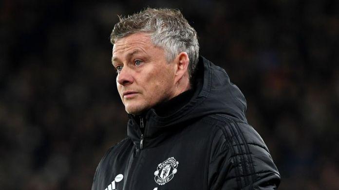 Ole Gunnar Solskjaer spędził już dużą pozycję jako szef Manchester United