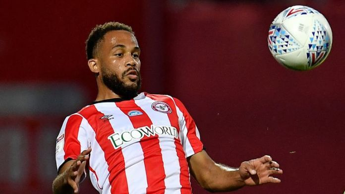 Brentford winger Bryan Mbeumo returned to action following a positive test for coronavirus earlier this month