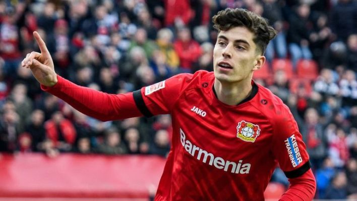 Havertz is likely to join Bayern Munich from Bayern Leverkusen, according to reports in Germany