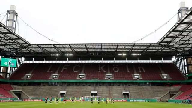 The Europa League final will be played at Stadion Koln in Cologne