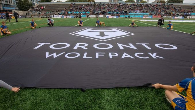 Toronto Wolfpack are among the 14 teams in the new North America Rugby League