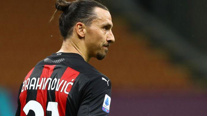 Zlatan Ibrahimovic: AC Milan striker tests positive for coronavirus |  Football News | Sky Sports