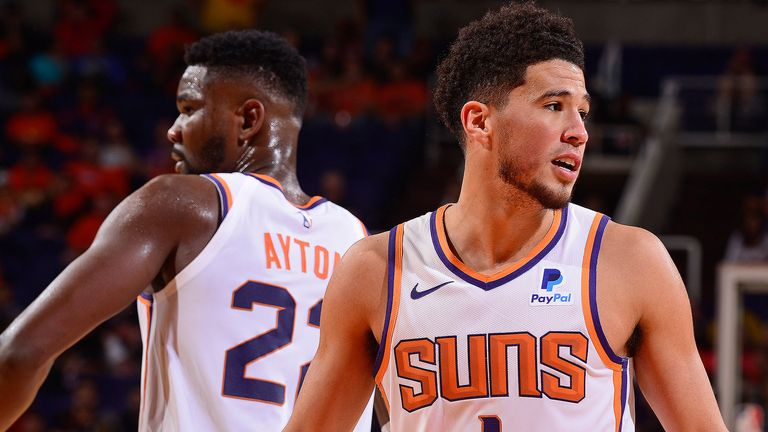 Phoenix Suns now have a platform to build on no matter how their season  ends | NBA News | Sky Sports