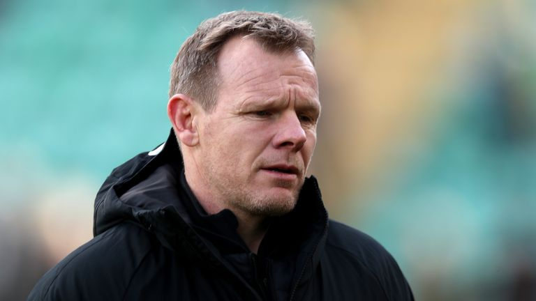 Saracens director of rugby Mark McCall says they have plenty of good backs to choose from in Farrell's absence
