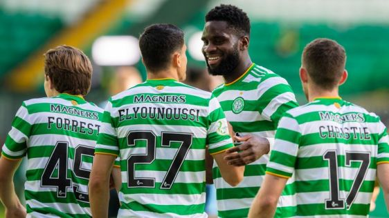 Celtic 5 - 1 Hamilton - Match Report & Highlights