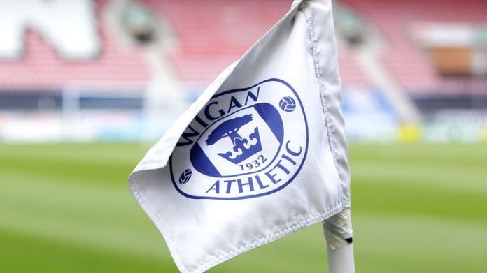 Wigan finished two points behind Barnsley after the Latics' 12 point deduction
