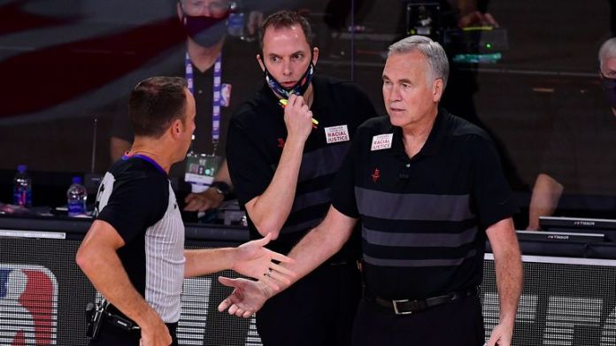 Reaction after Mike D'Antoni announces he won't be returning as head coach of the Houston Rockets next season.