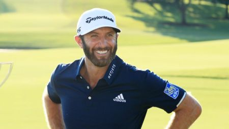 Dustin Johnson Named PGA Tour Player Of The Year For Second Time | Golf  News | Sky Sports