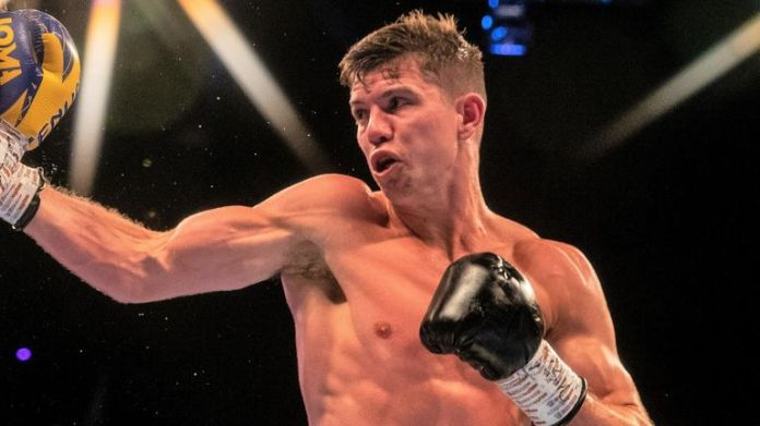 Luke Campbell recently tested positive for coronavirus