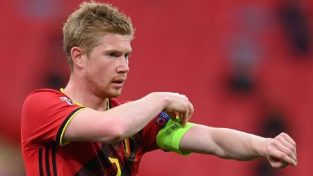 Kevin De Bruyne: Man City Midfielder Withdraws From Belgium Squad |  Football News | Sky Sports