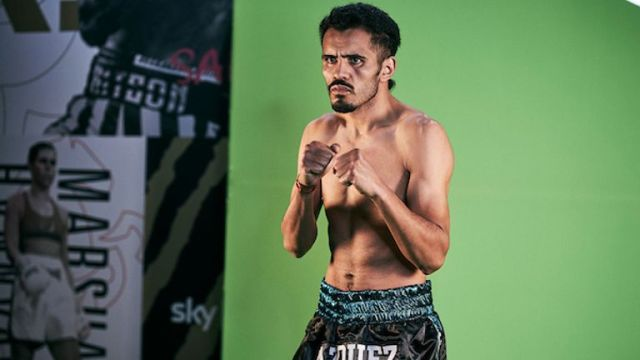 Miguel Vazquez has twice fought Saul 'Canelo' Alvarez