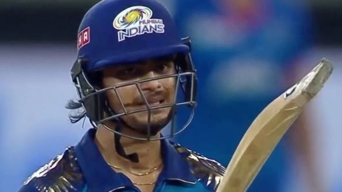 Ishan Kishan was 17 when he played with 44-year-old Pravin Tambe for Gujarat Lions