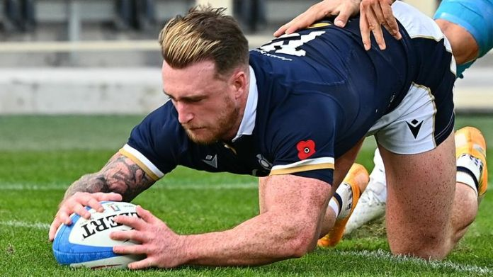 The victory over Italy in Florence last time for Stuart Hogg and co was their fifth consecutive victory