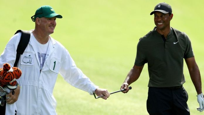 Only Jack Nicklaus has had more wins at Augusta National than Tiger Woods