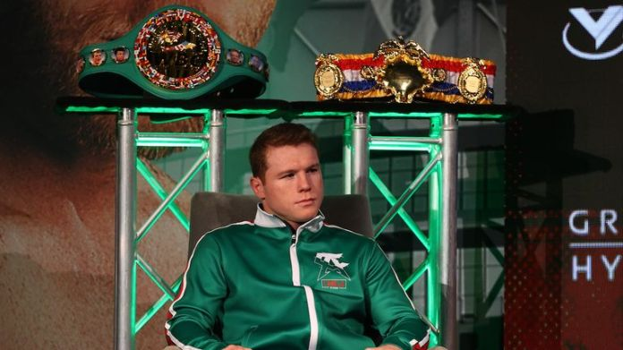 Canelo is a fourweight champion